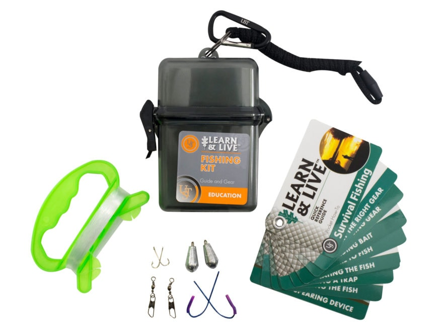 UST Learn & Live Survival Kit Fishing
