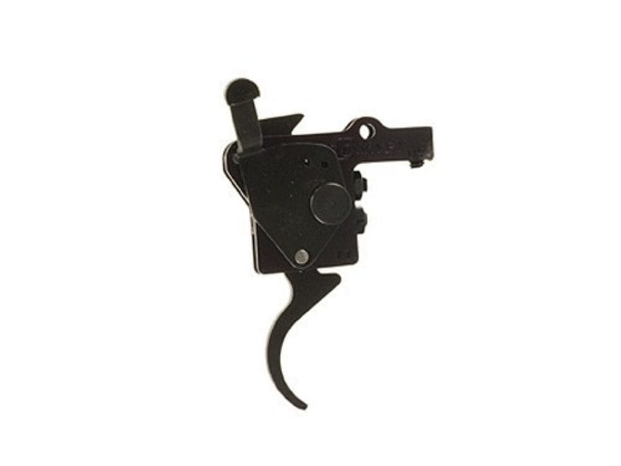 Timney Featherweight Rifle Trigger 7.7mm Japanese Arisaka with Safety 1-1/2 to 4 lb Black