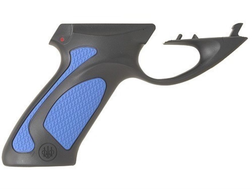 Beretta Grips Beretta U22 Neos Polymer Black with Rubber Inlay