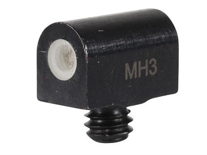 Meprolight Tru-Dot Shotgun Front Bead Sight 5-40 Thread Steel Matte Tritium Green