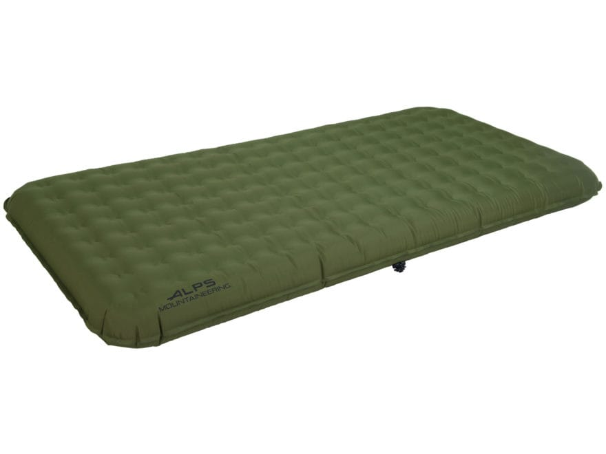 ALPS Mountaineering Velocity Air Bed Green