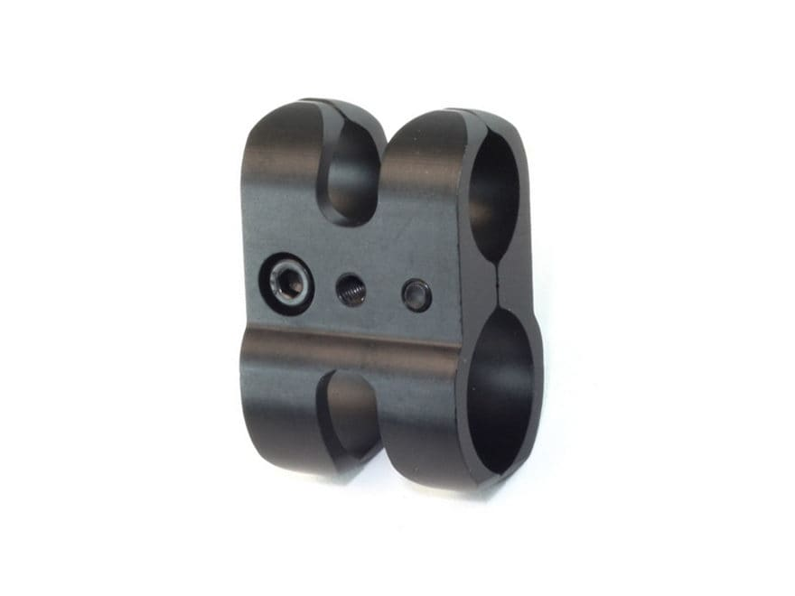 Nordic Components Shotgun Magazine Extension Tube Barrel Clamp 12 Gauge Aluminum Matte