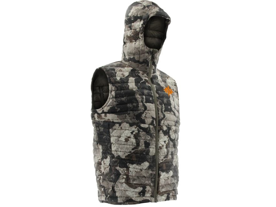 Nomad Men's Duo-Down Waterproof Hoodie Vest