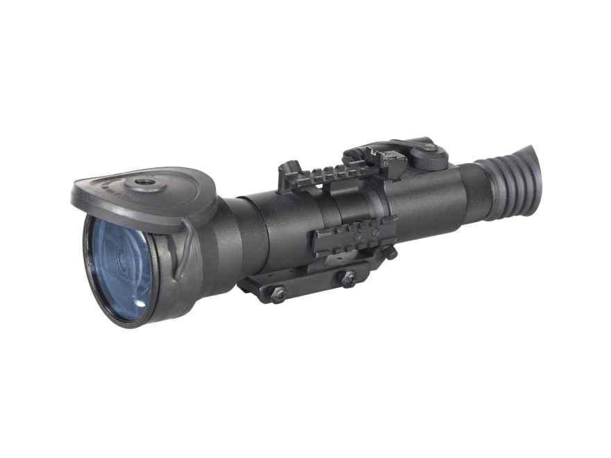 Armasight Nemesis Gen 2+ Night Vision Rifle Scope 6x Standard Definition Picatinny/Weav...
