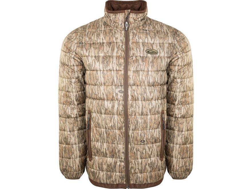 Drake Men's Double Down Endurance Layering Full-Zip Jacket Polyester