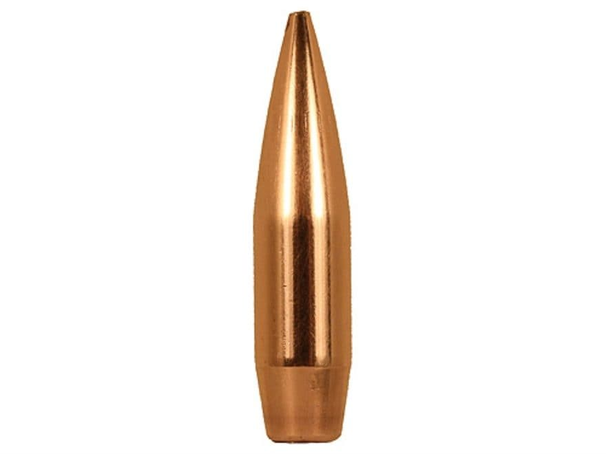 Berger Target Bullets 22 Caliber (224 Diameter) 70 Grain VLD Hollow Point Boat Tail