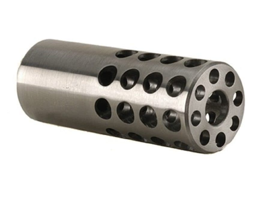 "Vais Muzzle Brake 3/4"" 264 Caliber, 6.5mm 1/2""-32 Thread .750"" Outside Diameter x 1.950..."