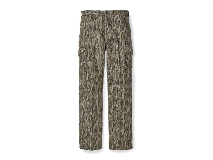 Filson Men's Camo Mackinaw Wool Field Pants