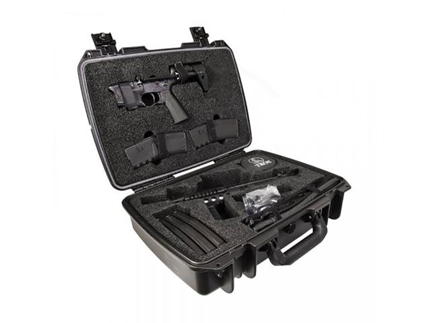 """Troy Industries M7A1 PDW Deployment Package AR-15 A3 Upper Receiver Assembly 7.5"""" 5.56x..."""