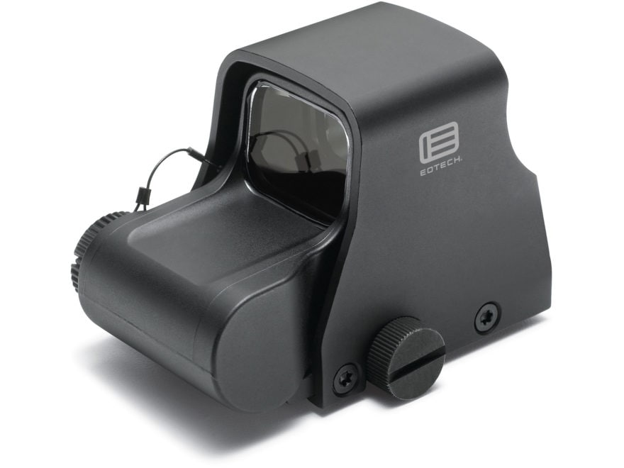 EOTech XPS2-2 Holographic Weapon Sight 68 MOA Circle with (2) 1 MOA Dots Reticle Matte ...