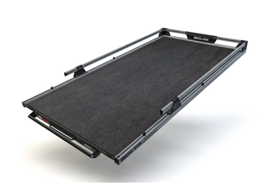 Bedslide Heavy Duty Vehicle Storage System