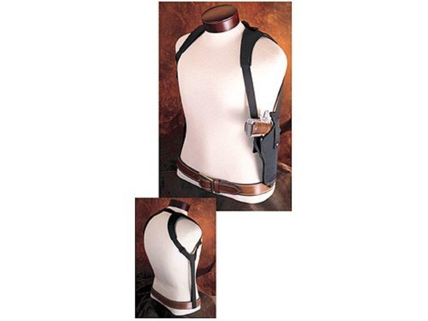 Hunter 1290-2 Ruffstuff Double Shoulder Harness Right Hand Converts Ruffstuff Belt Hols...