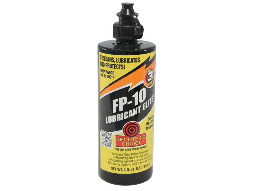 Shooter's Choice FP-10 Gun Lubricant Elite 4 oz Liquid