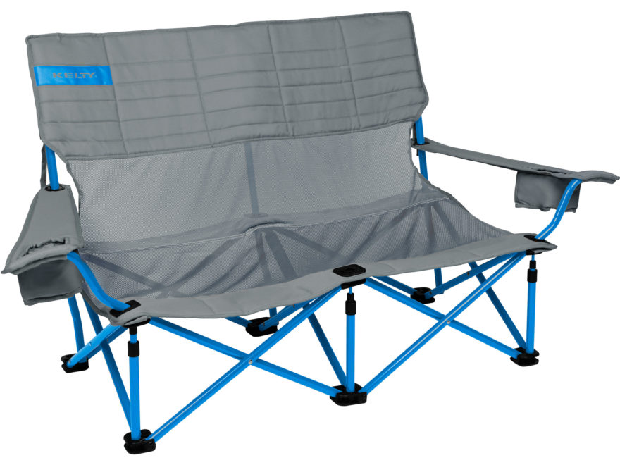 Kelty Low Love Mesh Camp Chair Polyester and Steel