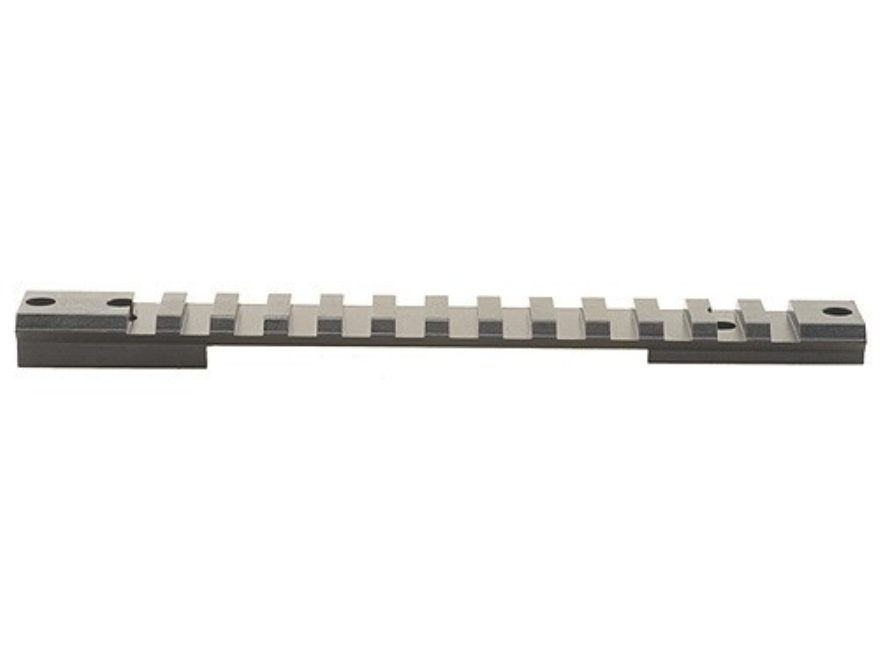 Warne 1 Piece Tactical Picatinny Style 20 MOA Elevated Scope Base Remington 700 Long