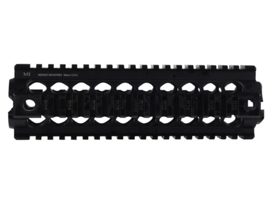 Midwest Industries 2-Piece Gen 2 Handguard Quad Rail Armalite AR-10 Aluminum