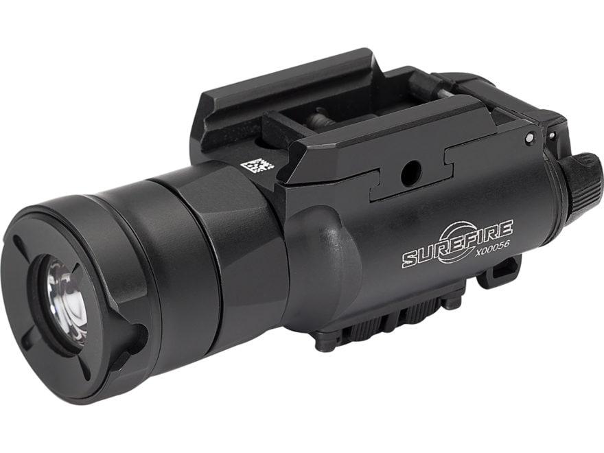 Surefire XH35 Masterfire Rapid Deployment Weapon Light LED with 2 CR123A Batteries Alum...