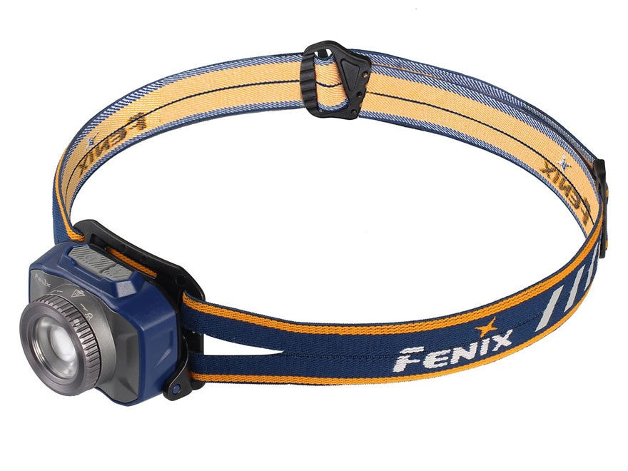 Fenix HL40R Headlamp LED with USB Rechargeable 2000 mAh Li-Polymer Battery Polymer Black