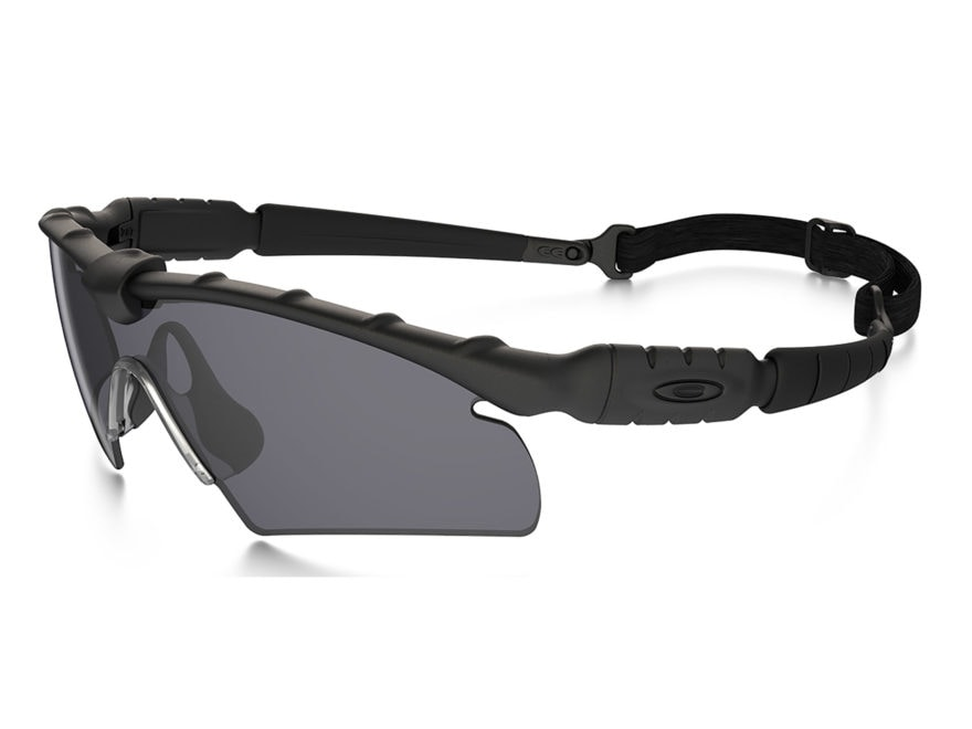 Oakley SI Ballistic M-Frame 2.0 Sunglasses Matte Black - MPN: 11-142