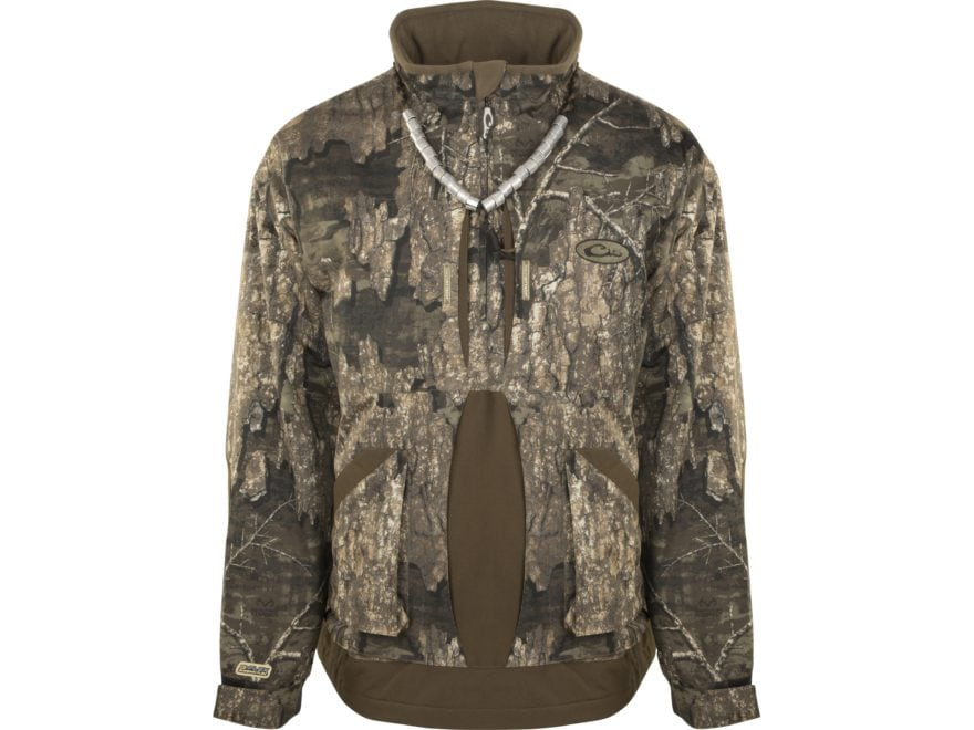 Drake Men's Guardian Flex Fleece Lined 1/4 Zip Insulated Jacket Polyester