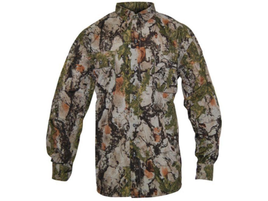 8c47e83c Natural Gear Men's Vented Lightweight Shirt Long - MPN: 501-XL-disc