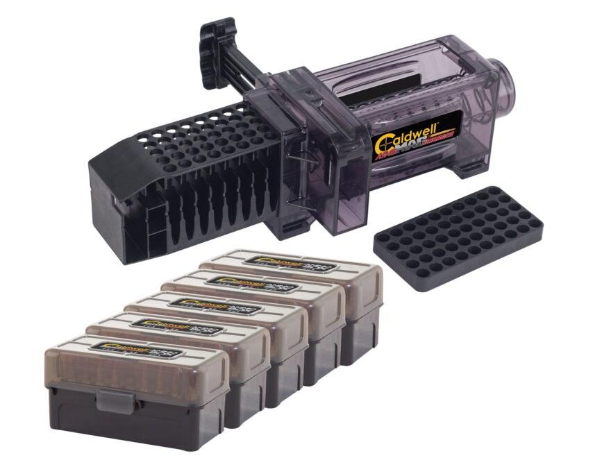 Caldwell AR Mag Charger AR-15 Magazine Loader with Free 5 Pack Caldwell AR Mag Charger ...