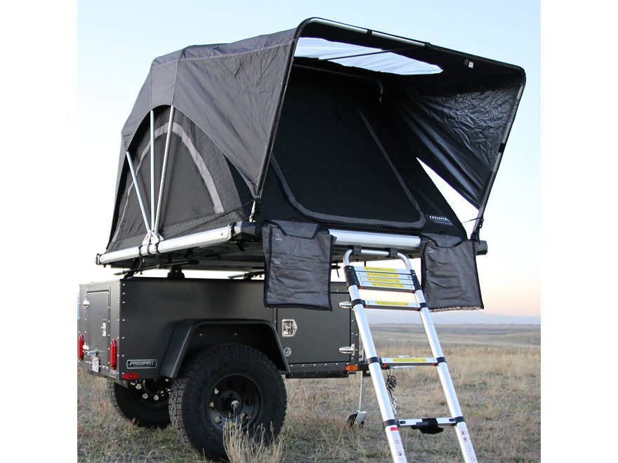 Freespirit Recreation High Country Series M-Spec Tri-Layer Roof Top Tent