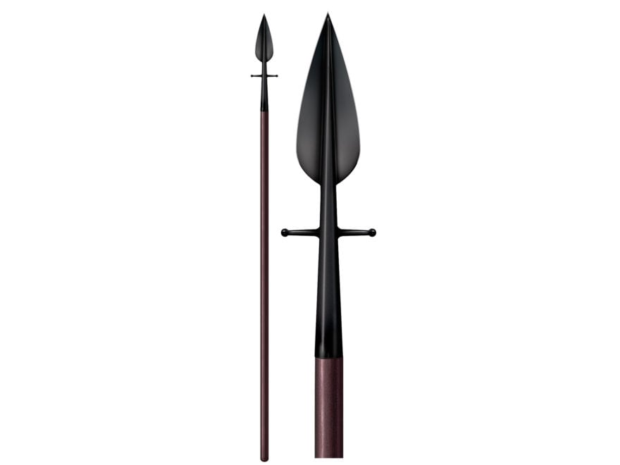Cold Steel MAA European Boar Spear 1055 Carbon Steel Head Ash Handle