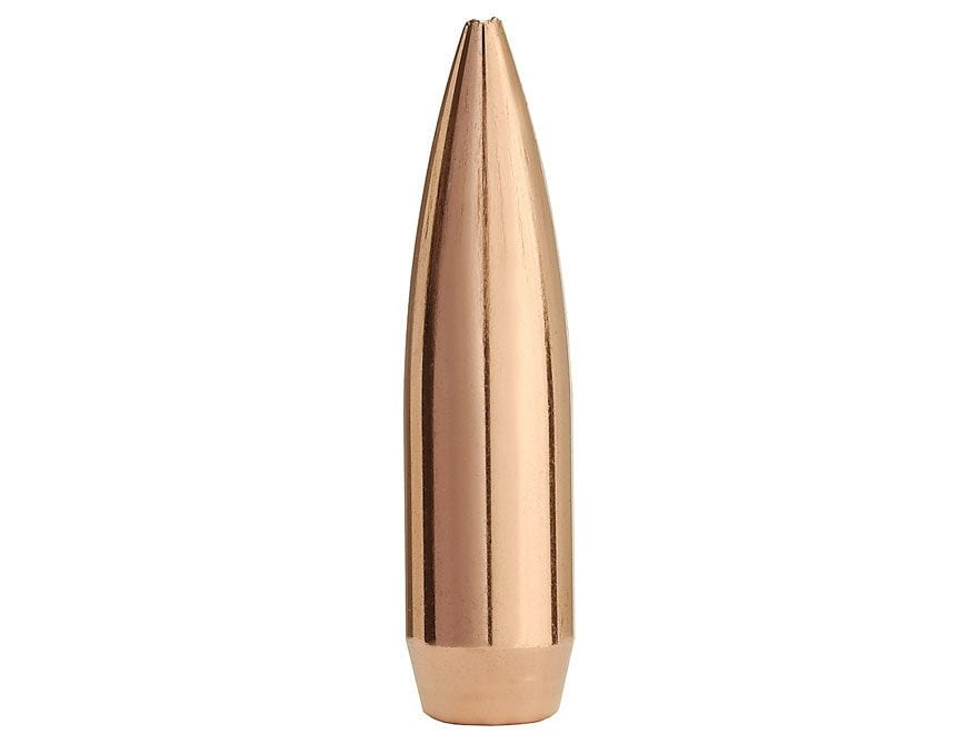 Factory Second Match Bullets 8mm (323 Diameter) 200 Grain Hollow Point Boat Tail Box of...