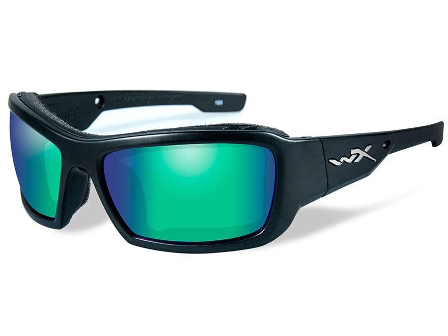 efc928d7520 Wiley X Black Ops WX Knife Polarized Sunglasses Matte - MPN  CCKNI07