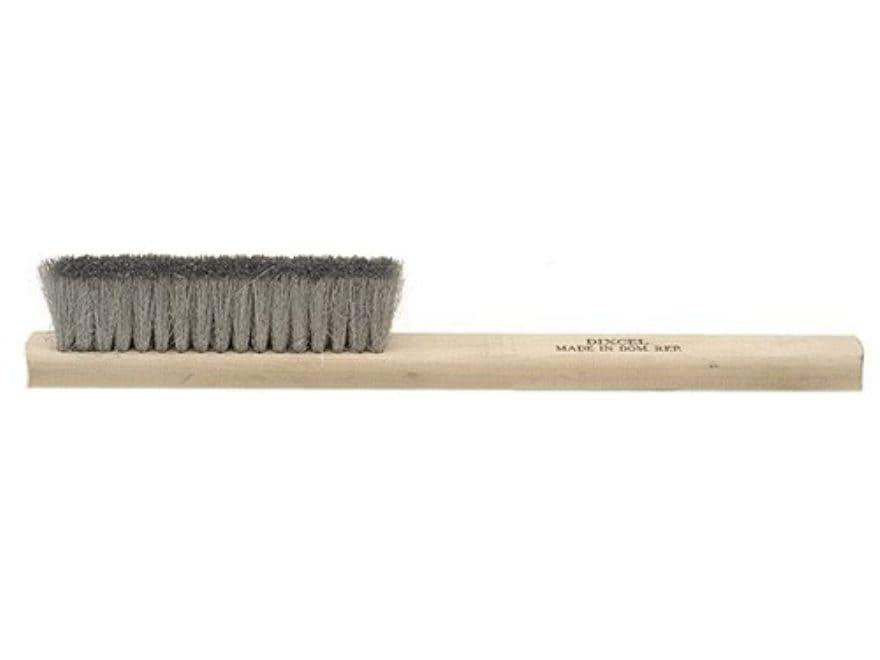 Grobet Hand Carding Brush .003 Stainless Steel