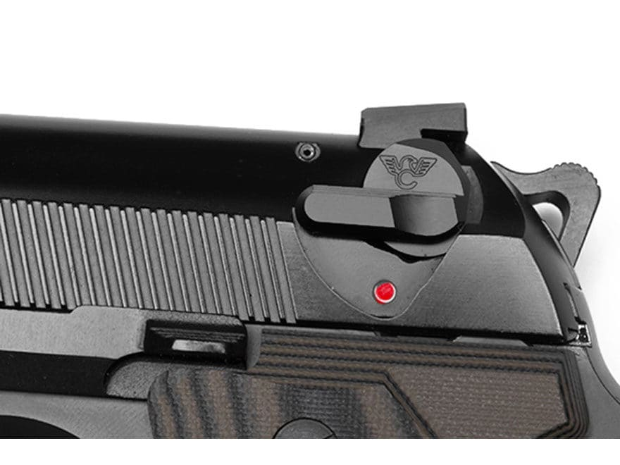 Wilson Combat Custom Carry Low Profile Single Safety Lever, Decocker Beretta 92, 96 Ste...