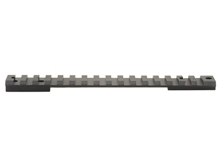 Warne 1-Piece Tactical Picatinny-Style 20 MOA Elevated Scope Base Savage 110 Through 11...