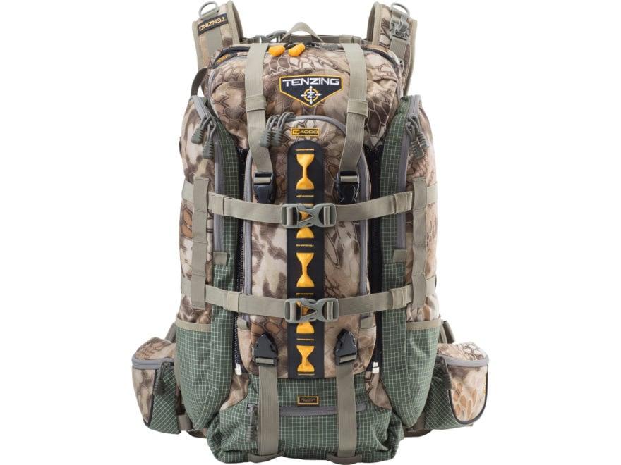 Tenzing TZ 4000 Backpack Kryptek Highlander Camo