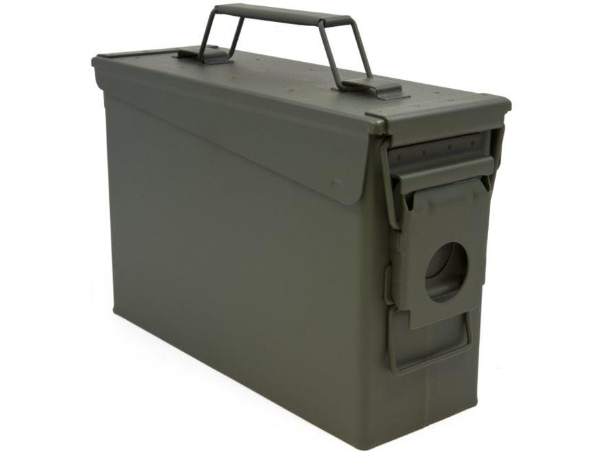 U.S. Ballistics Mil-Spec Ammo Can 30 Caliber