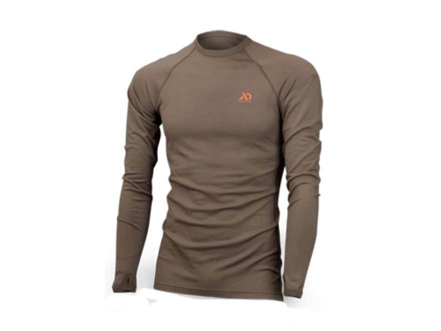 First lite men 39 s llano crew shirt long sleeve merino mpn for Merino wool shirt long sleeve