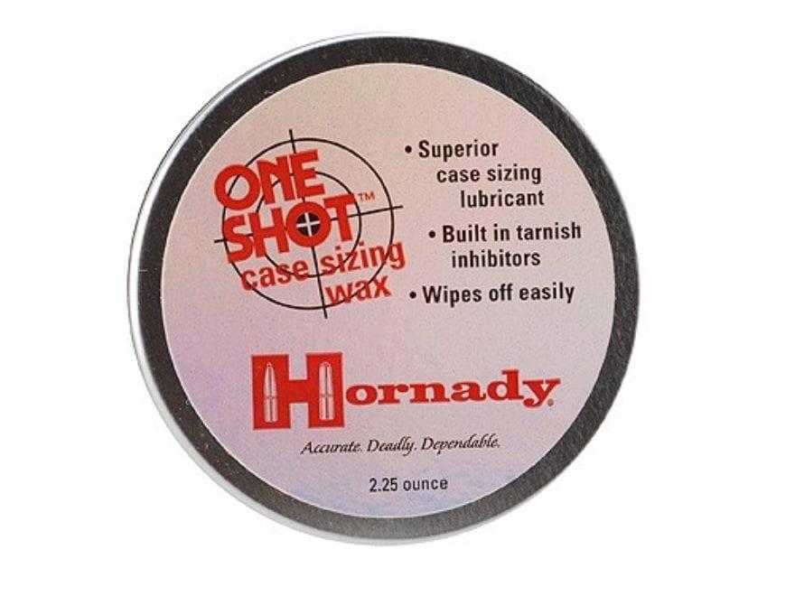 Hornady One Shot Case Sizing Wax 2 oz