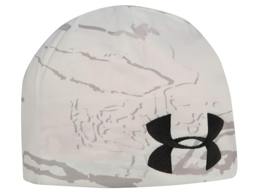 0c10e62fafb95 Under Armour Reversible Fleece Beanie Polyester Realtree Xtra Camo