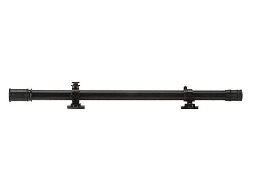 "Leatherwood Hi-Lux William Malcolm Short Rifle Scope 3/4"" Tube 3x 16mm 17"" Long Fine Cr..."
