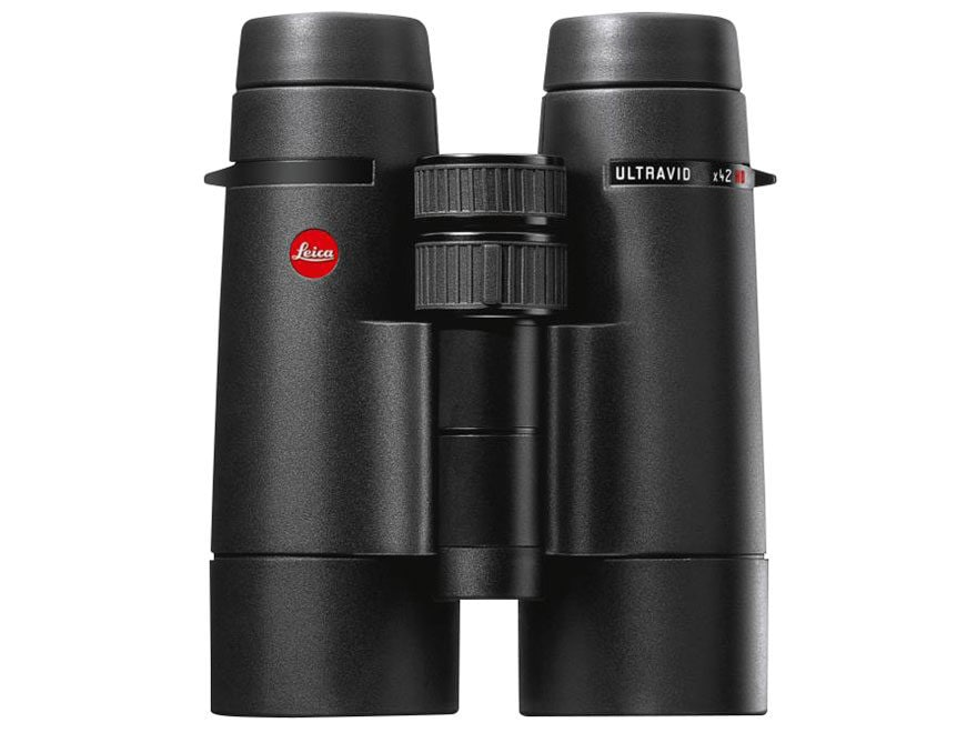 Leica Ultravid HD-PLUS Binocular Roof Prism Black