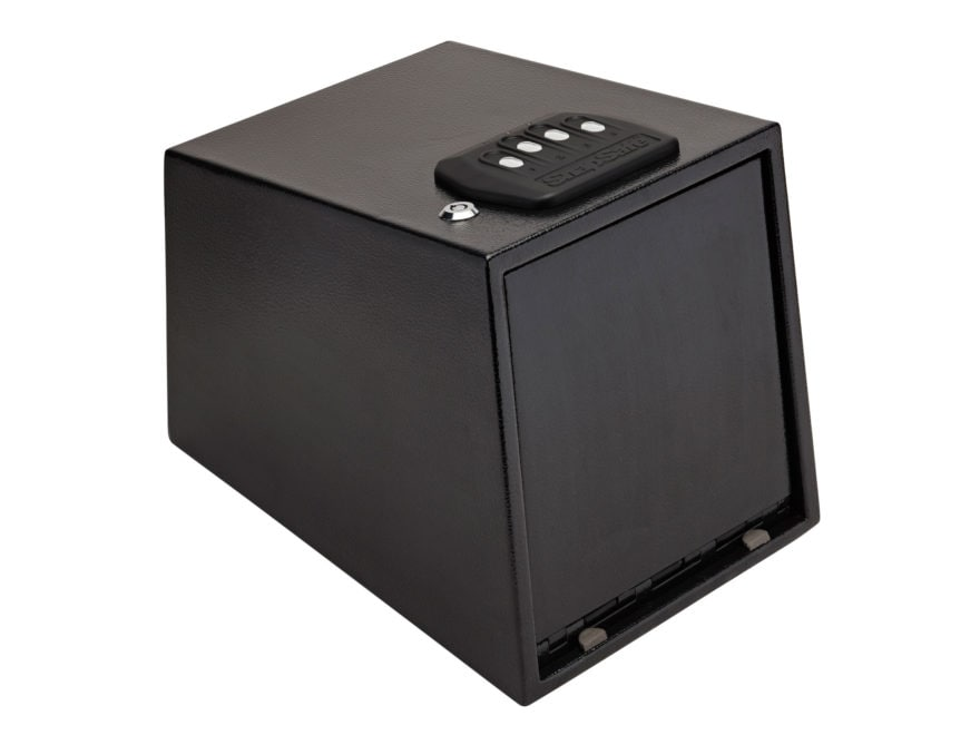 SnapSafe Vault 2 Gun Safe with Electronic Lock Black