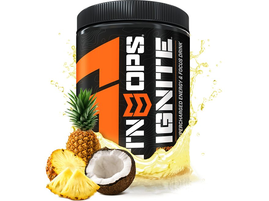 MTN OPS Ignite Energy Focus & Hydration Supplement