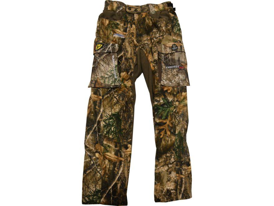 ScentBlocker Men's Scent Control ProTec HD Fleece Pants Polyester