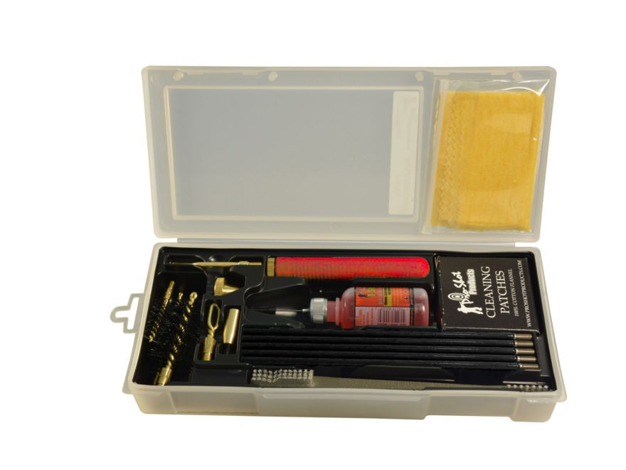 Pro-Shot Universal Gun Cleaning Kit 4 Piece Coated Rod 22 Caliber to 12 Gauge
