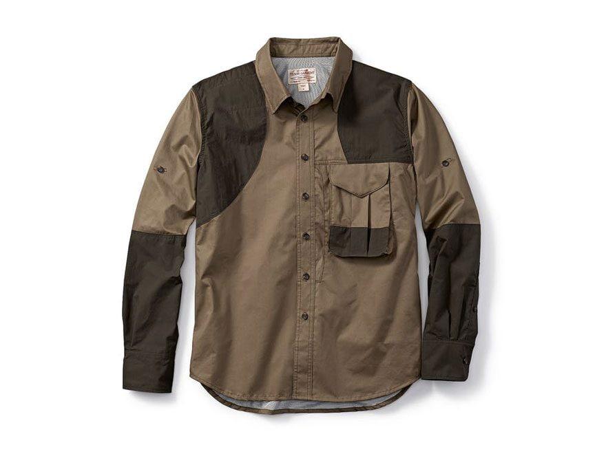 Filson Men's Frontloading Shooting Shirt Cotton/Nylon