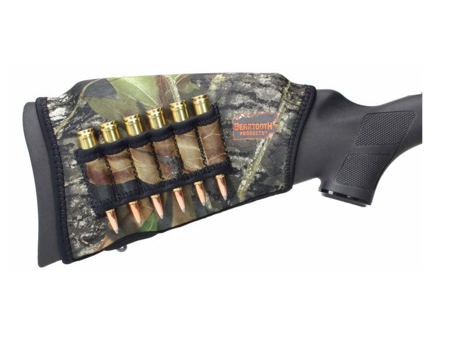 Beartooth Products Comb Raising Kit 2.0 Rifle Model Buttstock Cover Neoprene