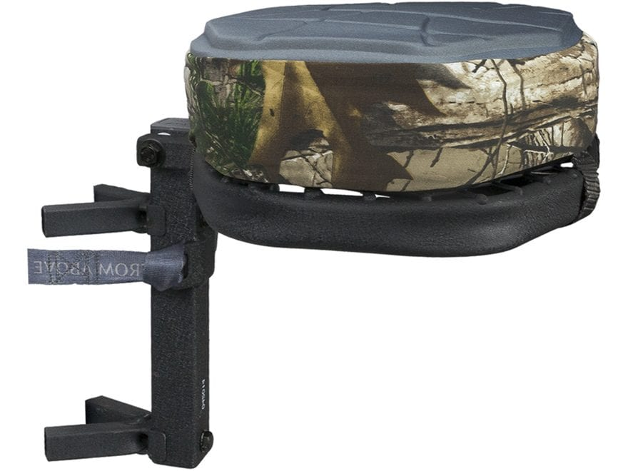 Hawk Hangout Tree Seat Steel Realtree Xtra