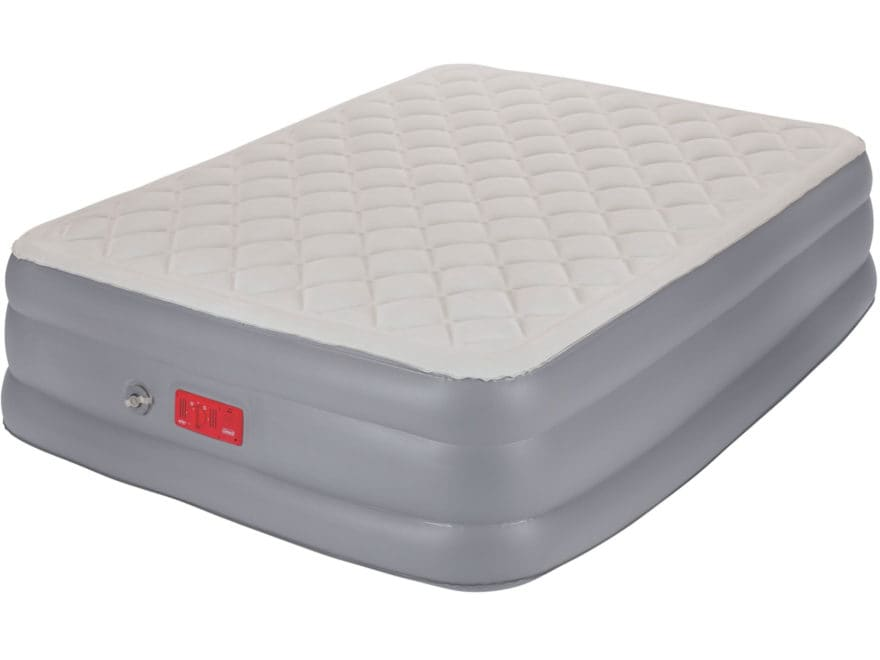 Coleman Supportrest Elite Pillow Top Double High Air