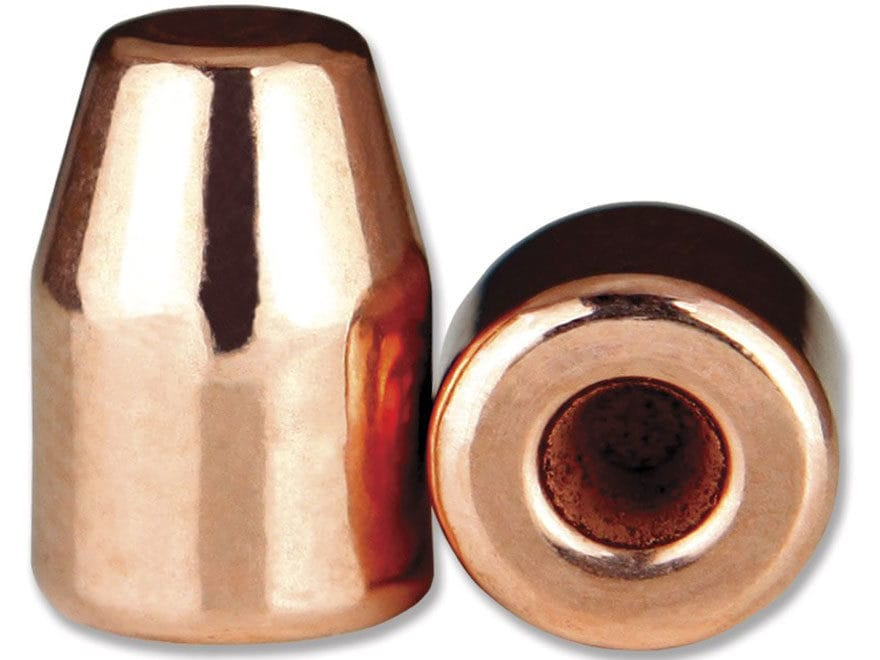 Berry's Superior Plated Bullets 40 S&W, 10mm Auto (401 Diameter) 155 Grain Plated Hollo...