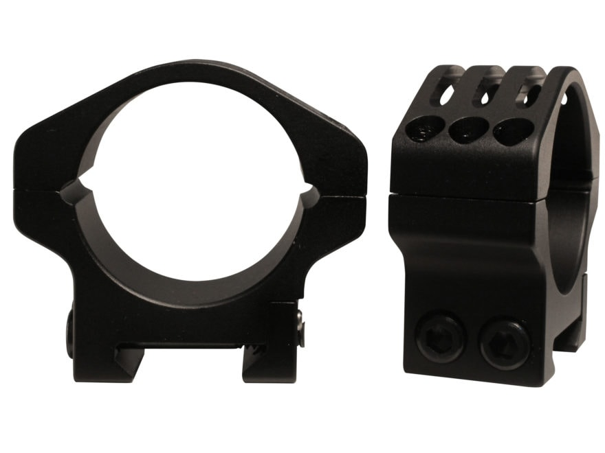 Precision Hardcore Gear Ranger Picatinny-Style Rings Matte